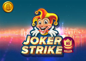 joker strike logo