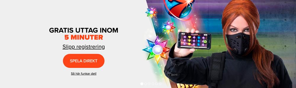 ninja casino bonus 2019