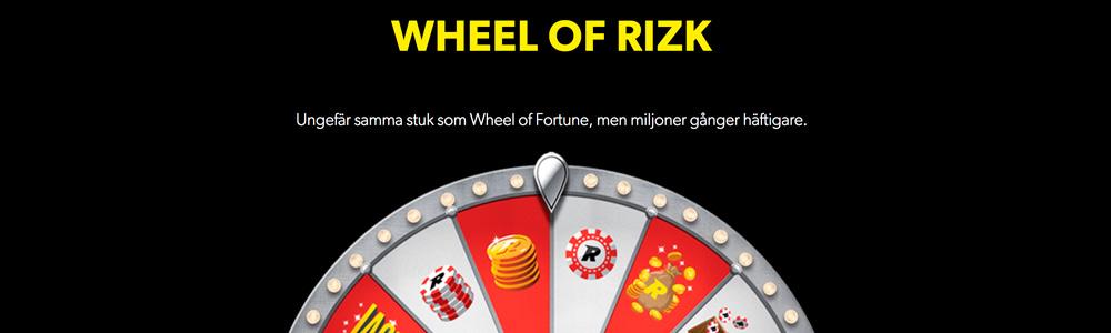 rizk bonuskod 2019